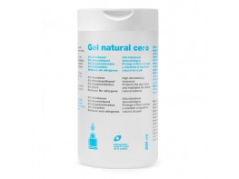 Interapothek gel de baño natural cero 200ml