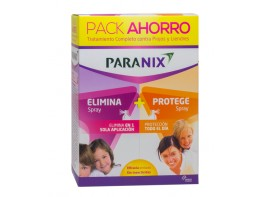 Paranix pack spray 100ml + protec 100ml
