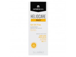 HELIOCARE 360º GEL OIL FREE SPF 50 50 ML