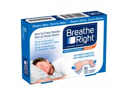 BREATHE RIGHT TIRA NASAL GRANDE 10 UND.